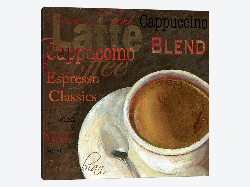 Cappuccino by Aimee Wilson 1-piece Canvas Print