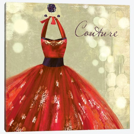 Couture Canvas Print #AWI74} by Aimee Wilson Canvas Art