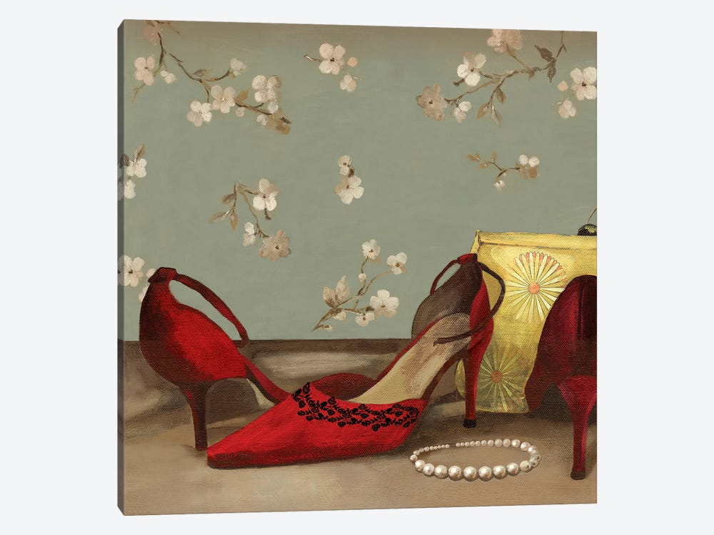Accessories II by Aimee Wilson 1-piece Canvas Print