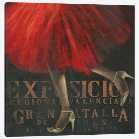 Exposicion Canvas Print #AWI90} by Aimee Wilson Canvas Print