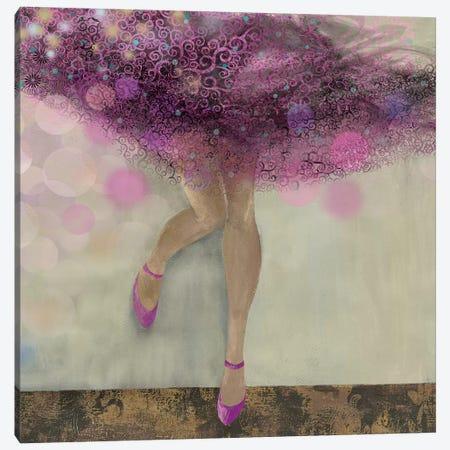 Feels Good I Canvas Print #AWI94} by Aimee Wilson Canvas Wall Art