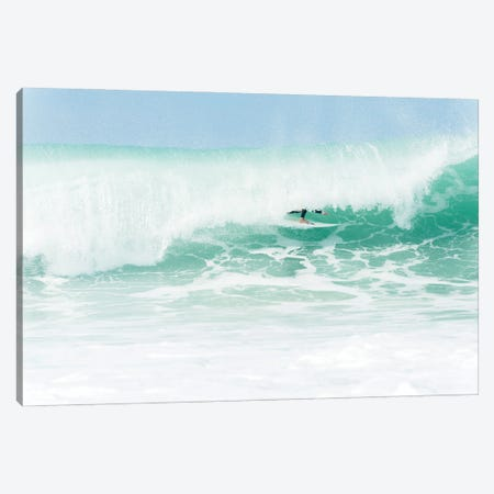 Glimpse Canvas Print #AWL137} by Andrew Lever Canvas Print