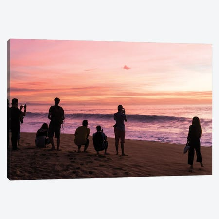 Spectacle Canvas Print #AWL138} by Andrew Lever Canvas Artwork