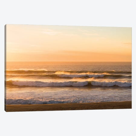 Golden Lines Canvas Print #AWL20} by Andrew Lever Canvas Print