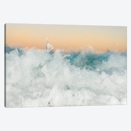 Champagne Water Canvas Print #AWL21} by Andrew Lever Canvas Art Print
