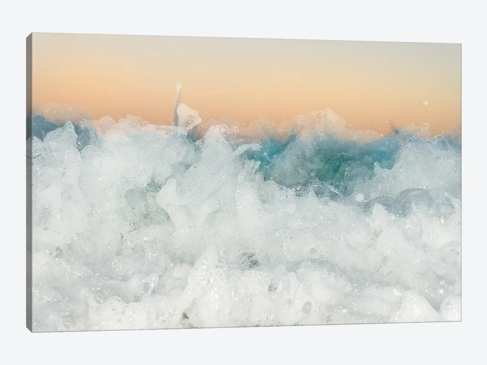 Champagne Water by Andrew Lever 1-piece Canvas Print