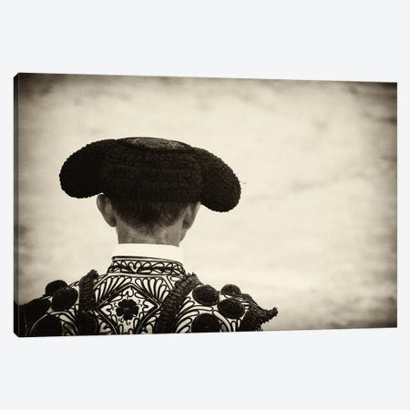 The Matador Canvas Print #AWL59} by Andrew Lever Canvas Wall Art