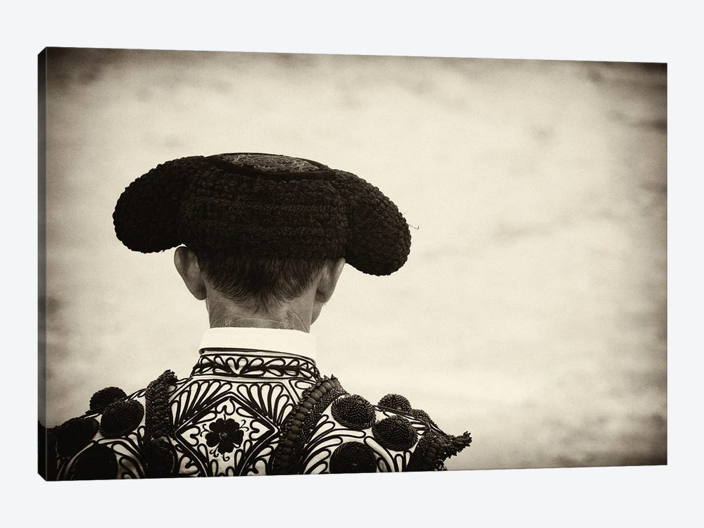 The Matador by Andrew Lever 1-piece Canvas Art