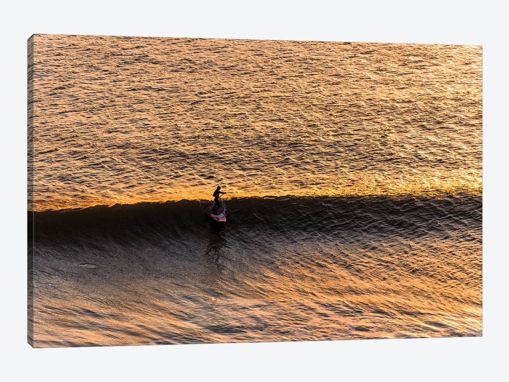 The Last Wave by Andrew Lever 1-piece Canvas Print