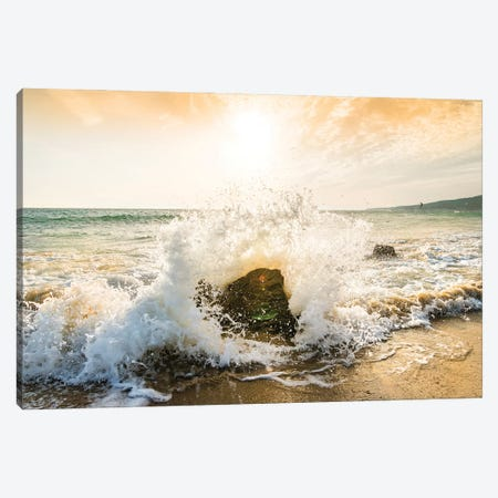 Impact Canvas Print #AWL73} by Andrew Lever Canvas Wall Art