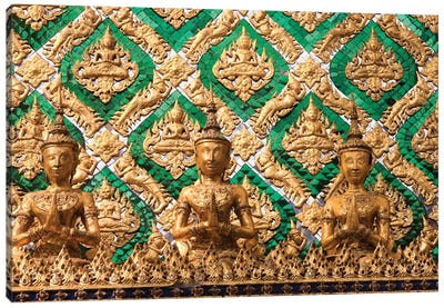 Grand Palace, Bangkok, Thailand Canvas Art Print