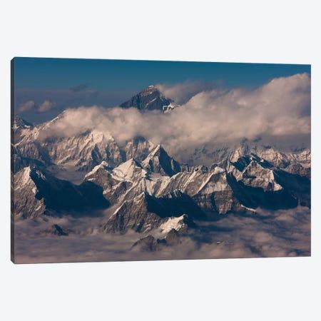 Himalaya Range, Bhutan Canvas Print #AWO17} by Art Wolfe Canvas Art