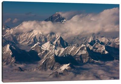 Himalaya Range, Bhutan Canvas Art Print
