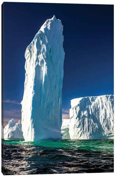 Ice Monolith, Antarctica Canvas Art Print