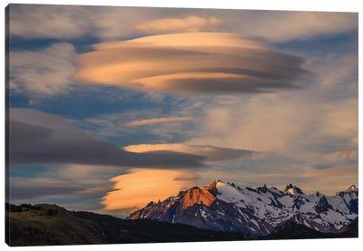 Torres del Paine National Park, Chile Canvas Art Print