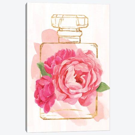 Perfume Bloom I Canvas Print #AWR126} by Annie Warren Canvas Art