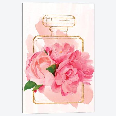Perfume Bloom II Canvas Print #AWR127} by Annie Warren Canvas Art