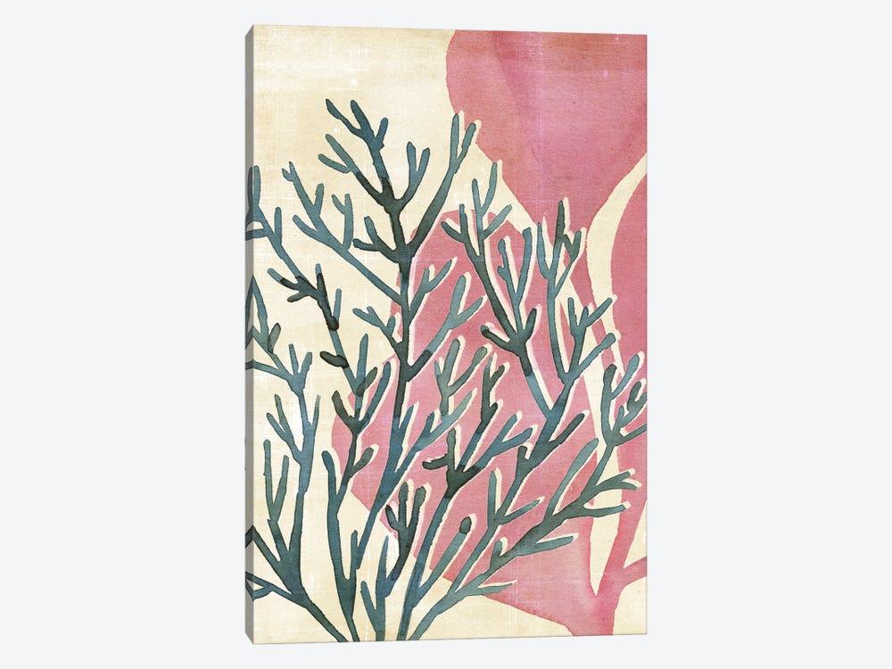 Chromatic Sea Tangle III by Annie Warren 1-piece Canvas Wall Art