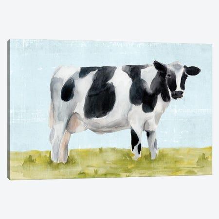 Grazy Day II Canvas Print #AWR145} by Annie Warren Canvas Wall Art