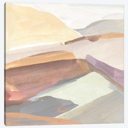 Canyon Rim I Canvas Print #AWR161} by Annie Warren Canvas Print
