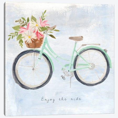 Enjoy the Ride I Canvas Print #AWR168} by Annie Warren Canvas Print