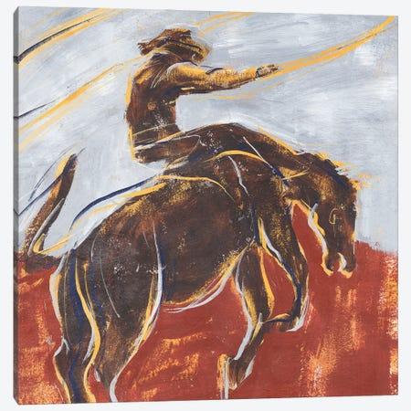 Morning Roundup II Canvas Print #AWR186} by Annie Warren Canvas Wall Art