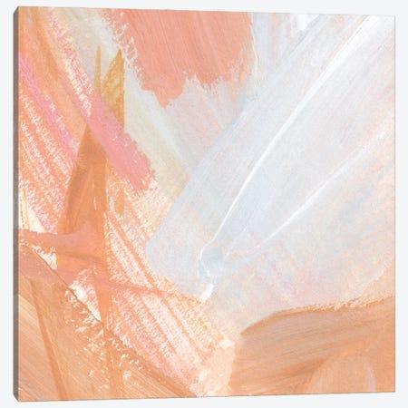 Pink Vanilla I Canvas Print #AWR191} by Annie Warren Canvas Artwork