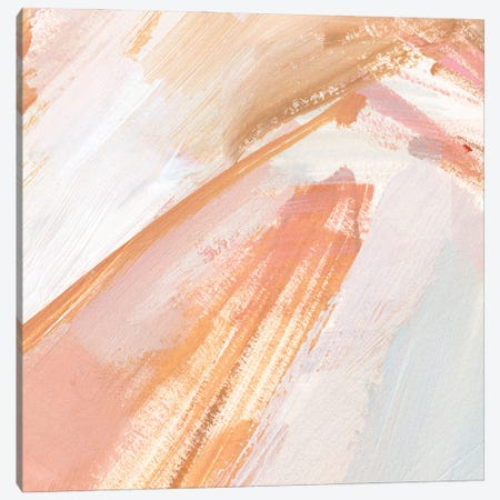 Pink Vanilla III Canvas Print #AWR192} by Annie Warren Canvas Wall Art
