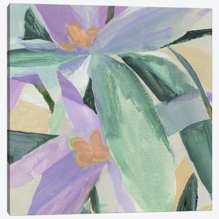 Pistil's Song I Canvas Print #AWR193} by Annie Warren Canvas Artwork