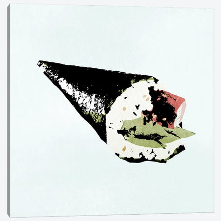 Sushi Style V Canvas Print #AWR198} by Annie Warren Canvas Art