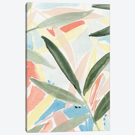 Tropical Impression III Canvas Print #AWR201} by Annie Warren Canvas Artwork