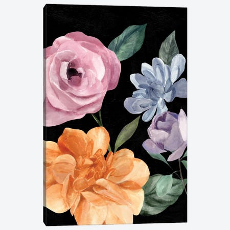 Twilight Blossom III Canvas Print #AWR203} by Annie Warren Canvas Art