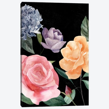 Twilight Blossom IV Canvas Print #AWR204} by Annie Warren Canvas Art Print