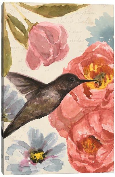Nectar's Sip I Canvas Art Print