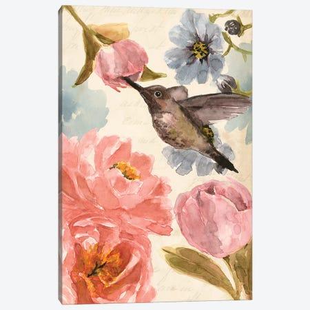 Nectar's Sip II Canvas Print #AWR26} by Annie Warren Canvas Artwork