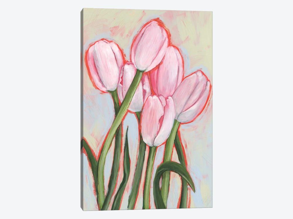 Peppy Tulip II by Annie Warren 1-piece Art Print
