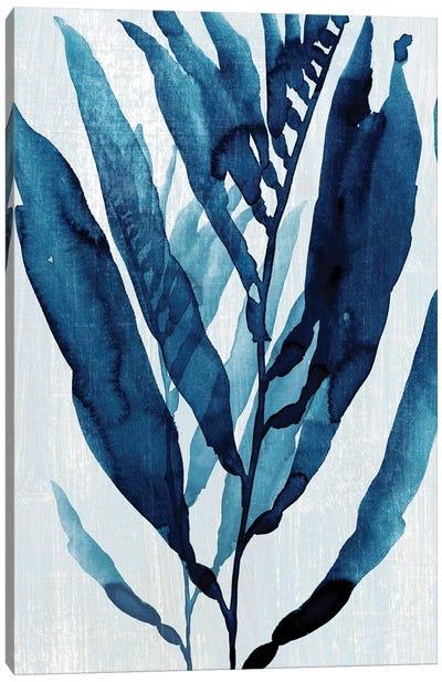 Blue Drift I Canvas Art Print