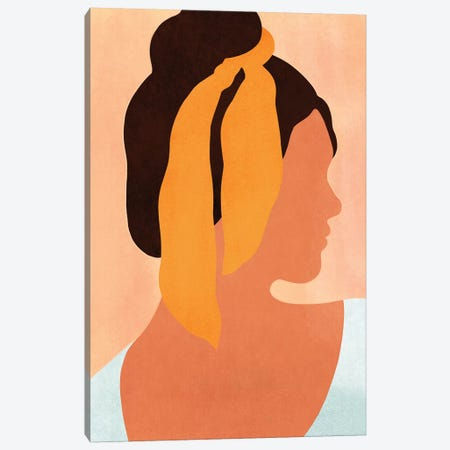 Hang Loose II Canvas Print #AWR63} by Annie Warren Canvas Art Print