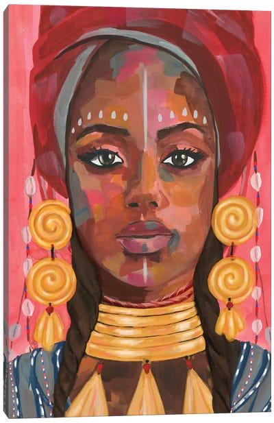 Ornament Empress I Canvas Art Print