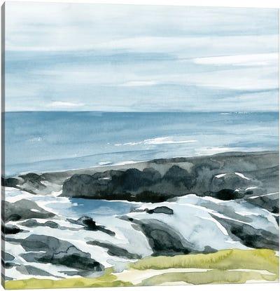 Coastal Blue II Canvas Art Print