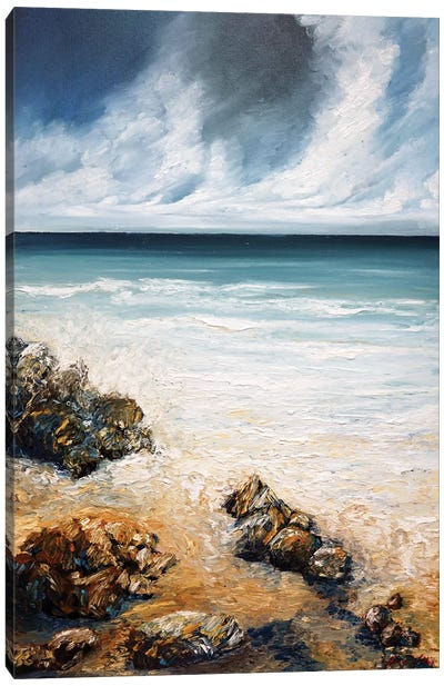 Dreaming Of The Ocean Canvas Art Print