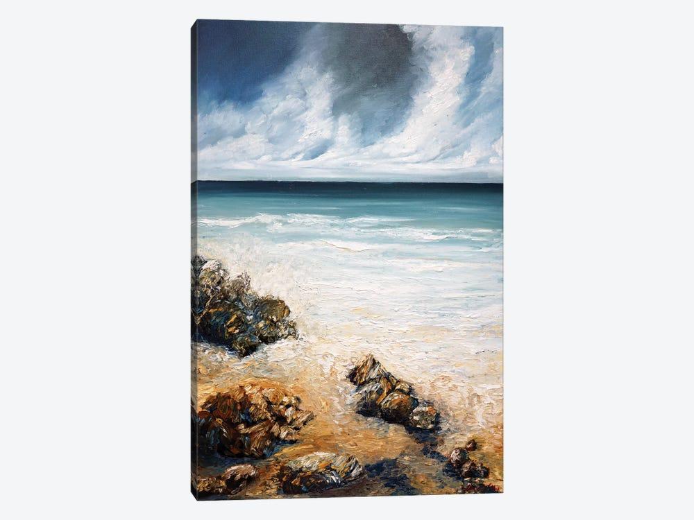 Dreaming Of The Ocean by Amanda Wathen 1-piece Canvas Print