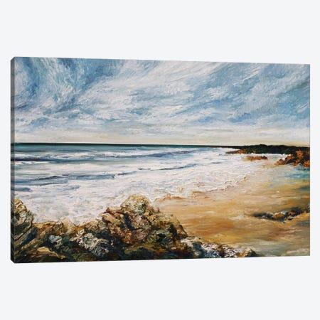 Healing Horizons Canvas Print #AWT15} by Amanda Wathen Canvas Art Print