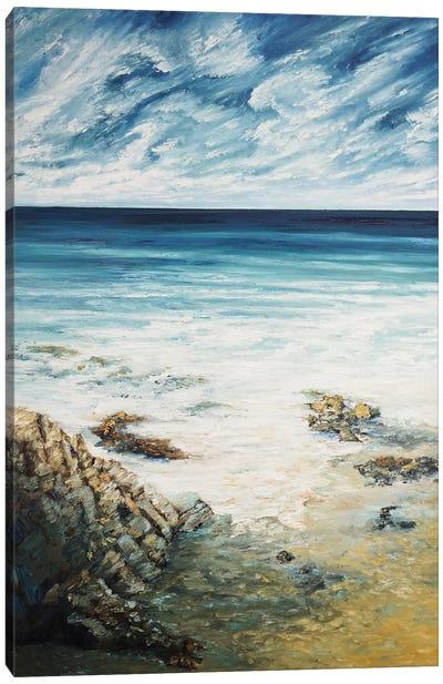 Hidden Waves Canvas Art Print