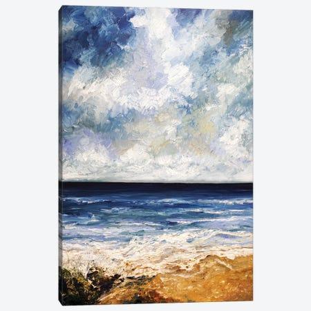 Lost at Sea Canvas Print #AWT21} by Amanda Wathen Canvas Art Print
