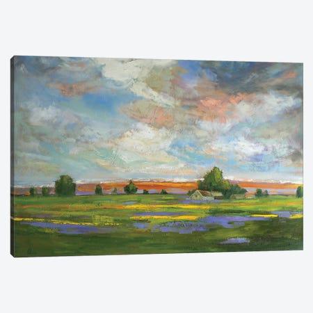 Spring View Canvas Print #AXF29} by Alexi Fine Canvas Art Print