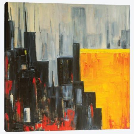 The City that Never Sleeps II Canvas Print #AXF31} by Alexi Fine Canvas Artwork