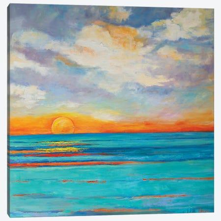 Zuma Beach Dream Canvas Print #AXF32} by Alexi Fine Canvas Art