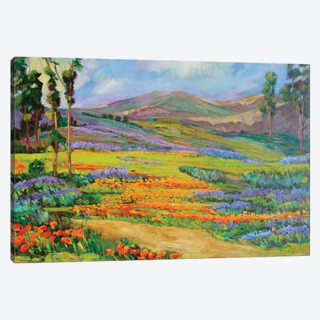 California Dreaming Canvas Print #AXF3} by Alexi Fine Canvas Art