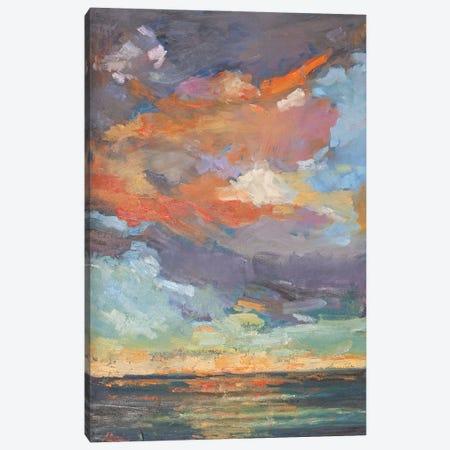 Coastal Reflection Canvas Print #AXF6} by Alexi Fine Canvas Art Print